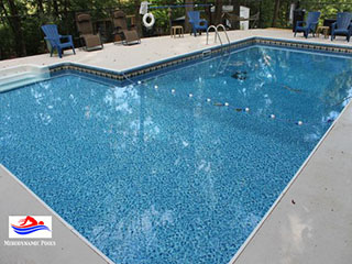 Pool liner financing pool repair financing spa financing for Pool financing