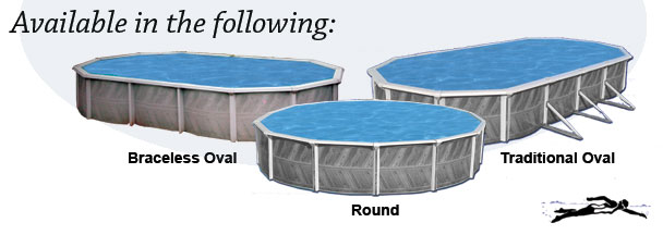 Above Ground Pool Types