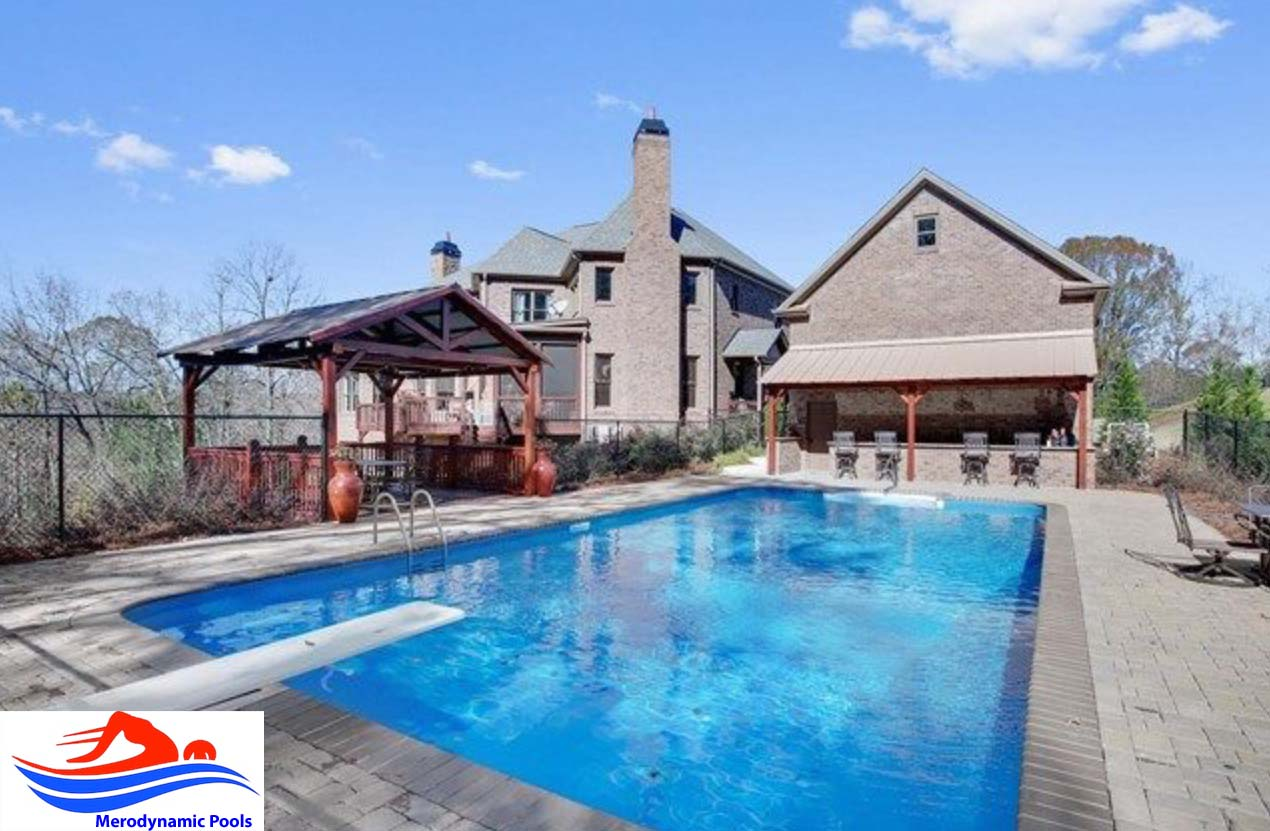 Above ground swiming pool pic ideass atlanta for Swimming pool installation companies