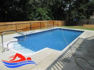 acworth georgia in ground pool install 2