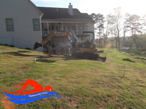 cartersville ga inground pool installation b