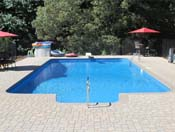 Vinyl swimming pool contractor Atlanta 1